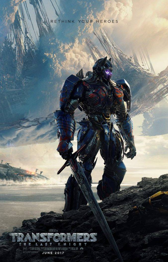 optimus primer transformers the last knight