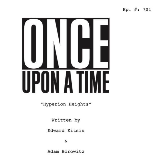 Once upon a time temporada 7 abc
