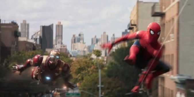 Spiderman homecoming marvel sony pictures