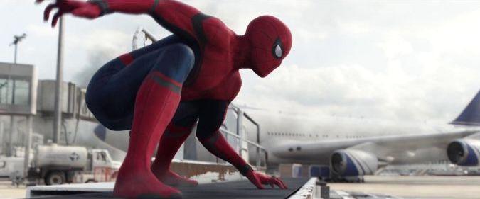 spider-man homecoming captain america civil war