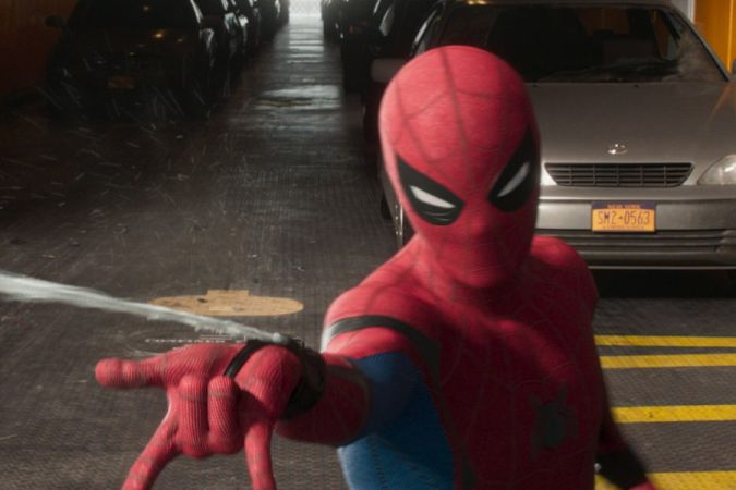 spider-man homecoming peter parker