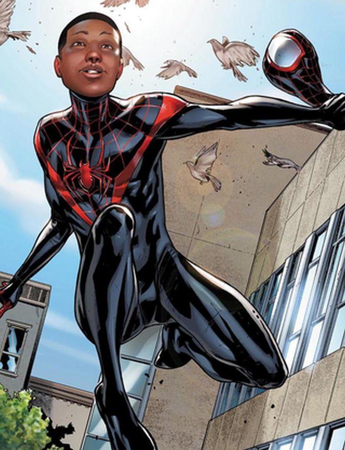 miles morales spider-man marvel comics