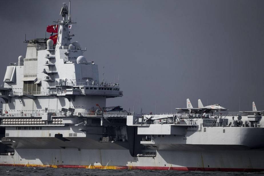 portaaviones liaoning