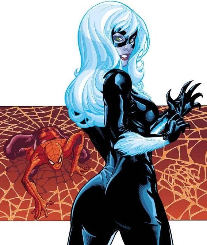 felicia hardy black cat marvel comics