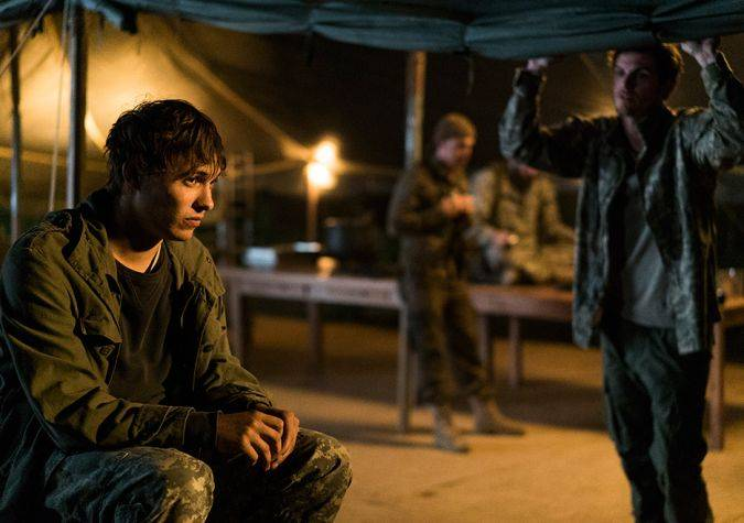 fear the walking dead 3x09 nick nuevo look