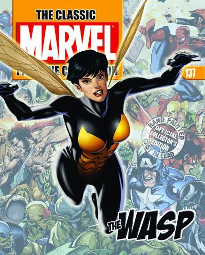 ant-man and the wasp marvel comics