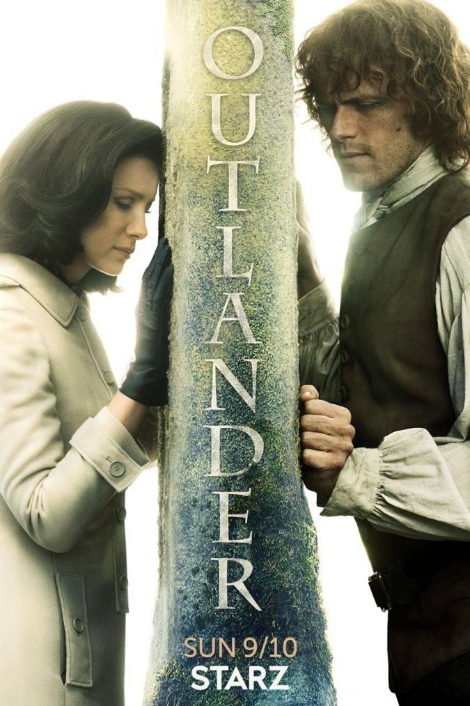 outlander temporada 3 arte principal