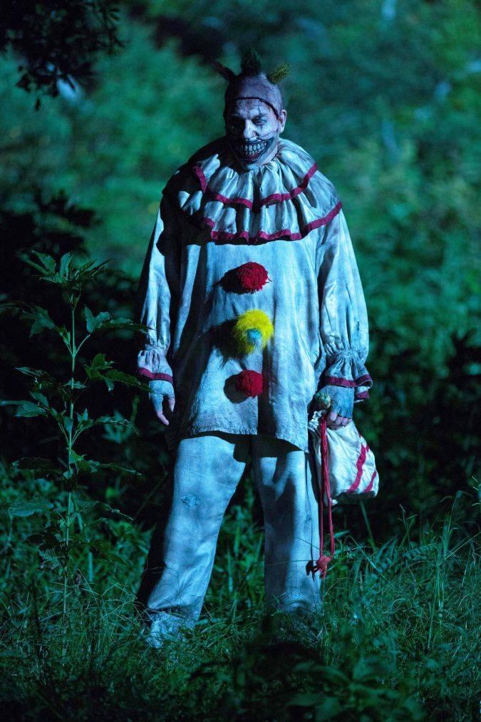 american horror story freak show twisty payaso asesino