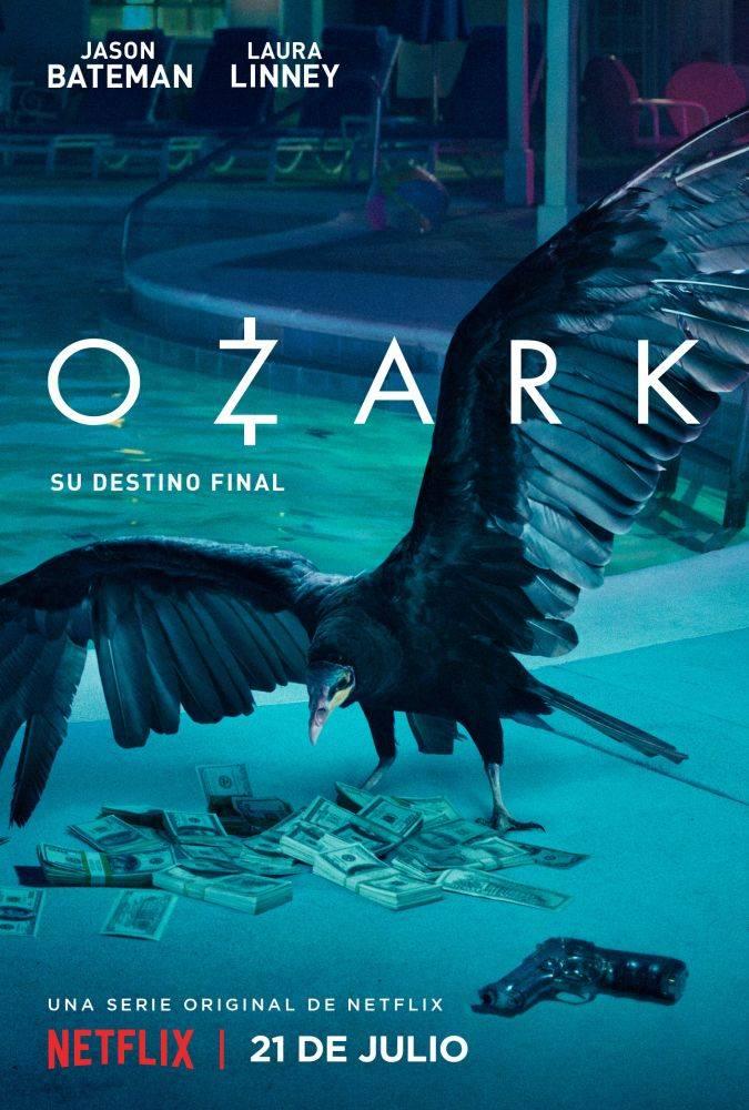 ozark poster nueva serie netflix