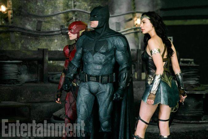 justice league the flash wonder woman batman