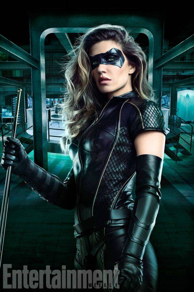 arrow temporada 6 black canary dinah drake