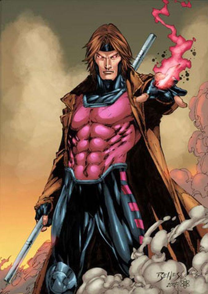 gambit marvel comics x-men