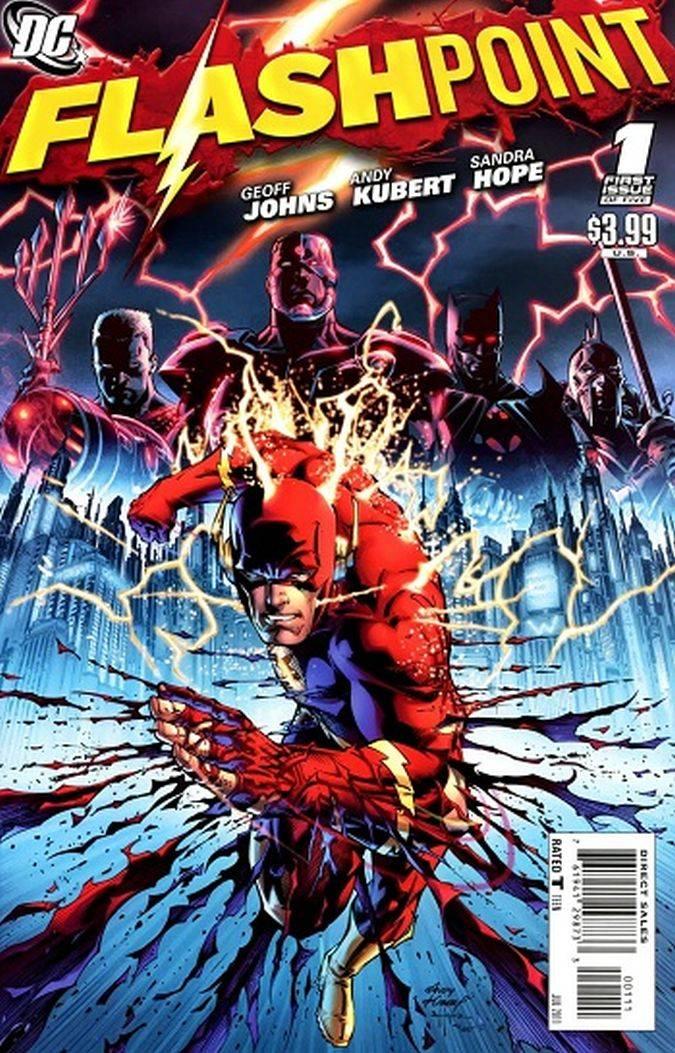 flashpoint dc comics