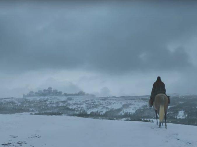 game of thrones 7x04 arya stark winterfell