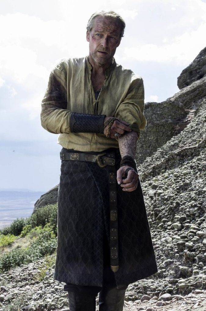 game of thrones jorah mormont psoriagris lepra