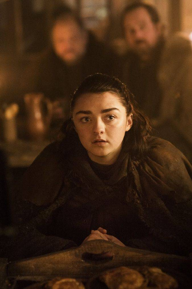 game of thrones arya stark temporada 7