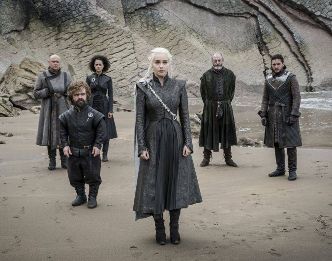 game of thrones 7x04 the spoils of war