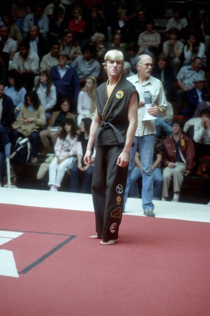 karate kid cobra kai William Zabka johnny lawrence