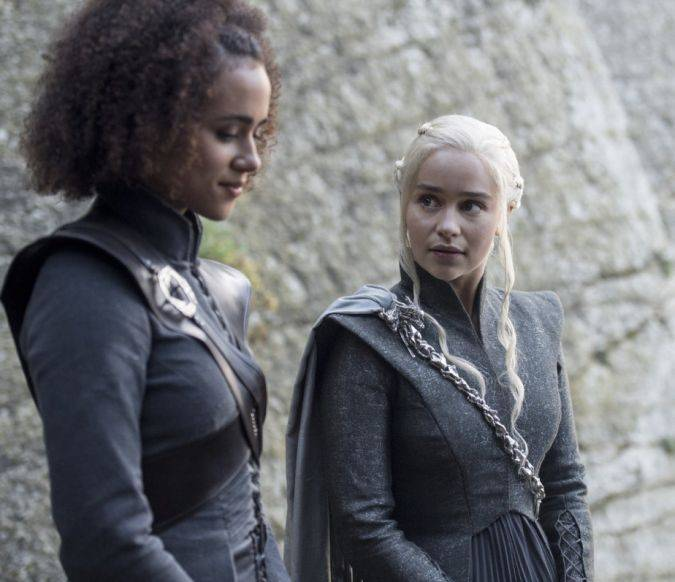 game of thrones 7x04 daenerys targaryen missandei