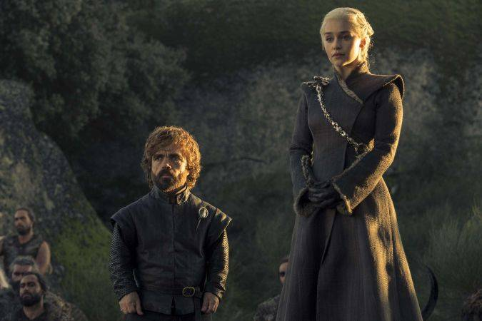 game of thrones 7x05 daenerys targaryen tyrion lannister