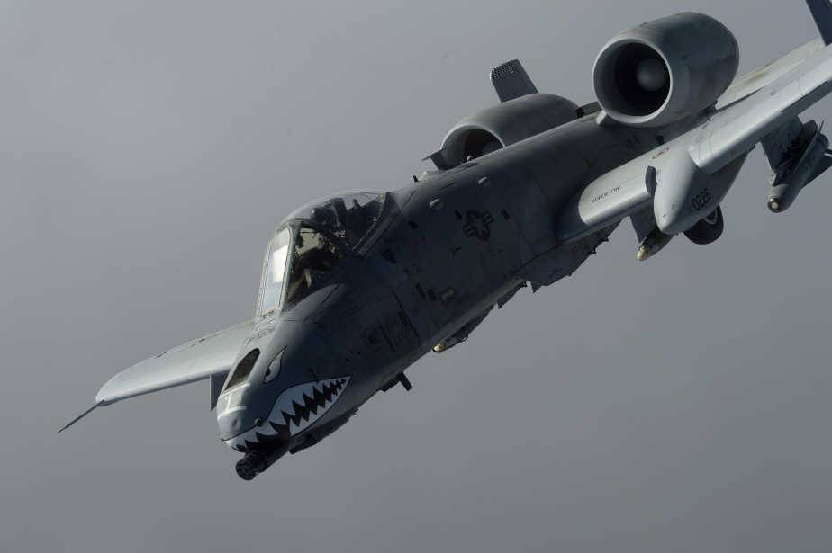 armas de guerra,a-10 thunderbolt II,aviones de guerra