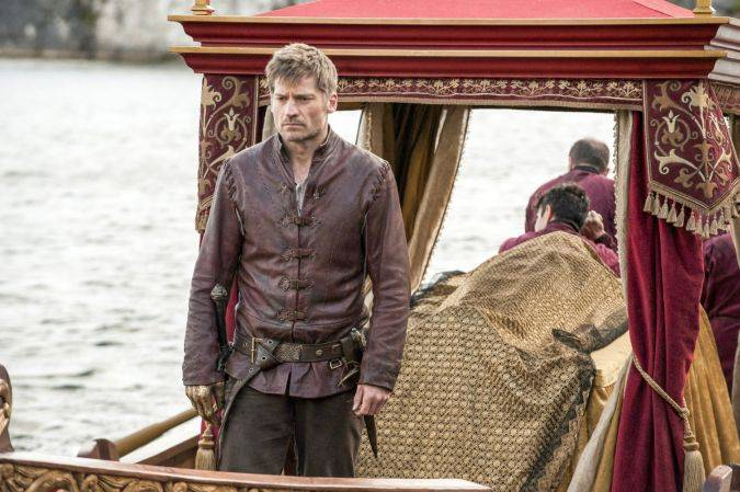 game of thrones jaime lannnister mano oro