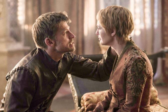 game of thrones jaime lannister cersei
