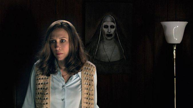 the nung lorraine warren the conjuring 2