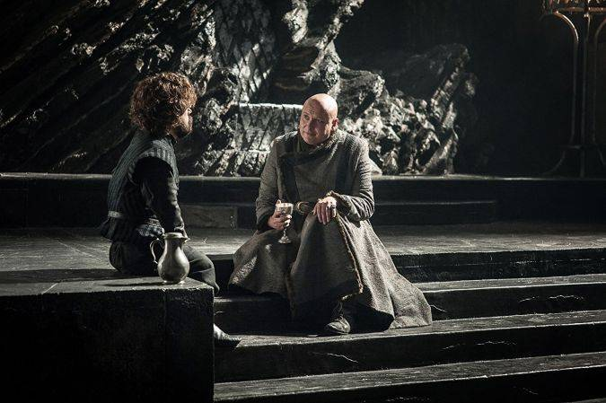 game of thrones varys tyrion lannister