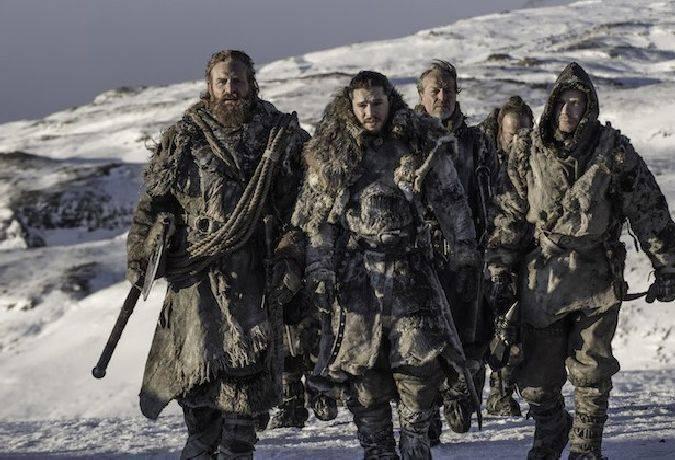 game of thrones 7x06 gendry jon snow tormund