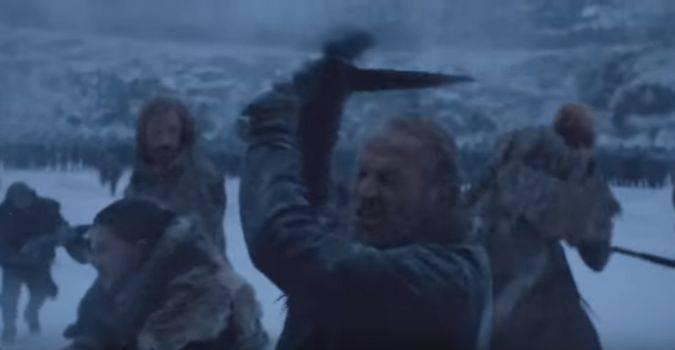 Llega réplica de trono de Game of Thrones a México