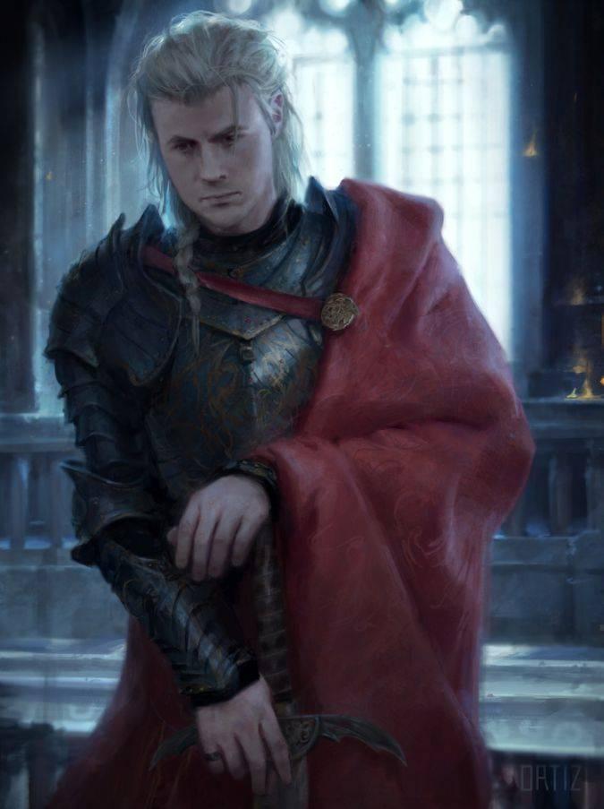 rhaegar targaryen game of thrones