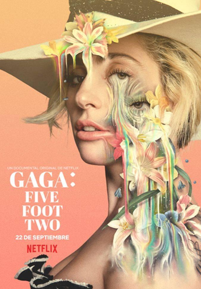 Netflix estrena documental de Lady Gaga
