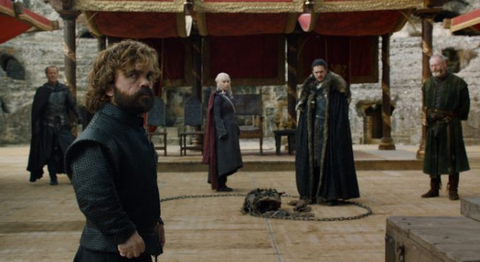 game of thrones 7x07 tyrion lannister traicion