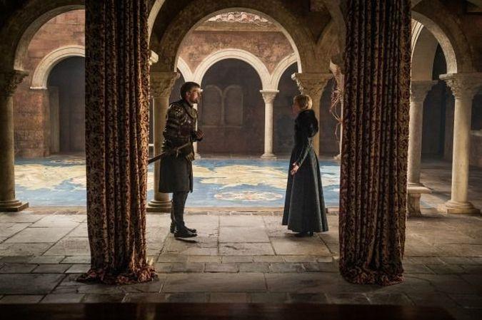 game of thrones cersei jaime lannister