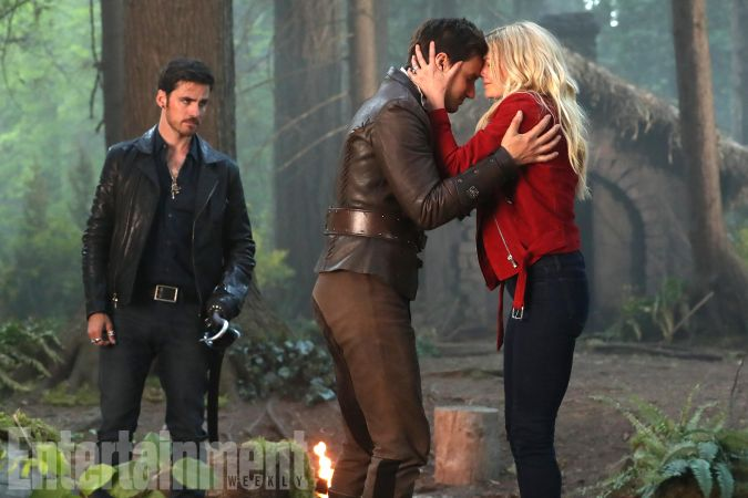 once upon a time emma swan henry hook temporada 7