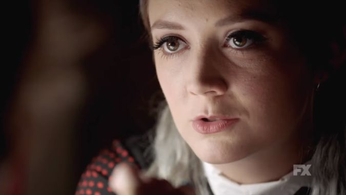 american horror story cult 7x02 winter anderson billie lourd