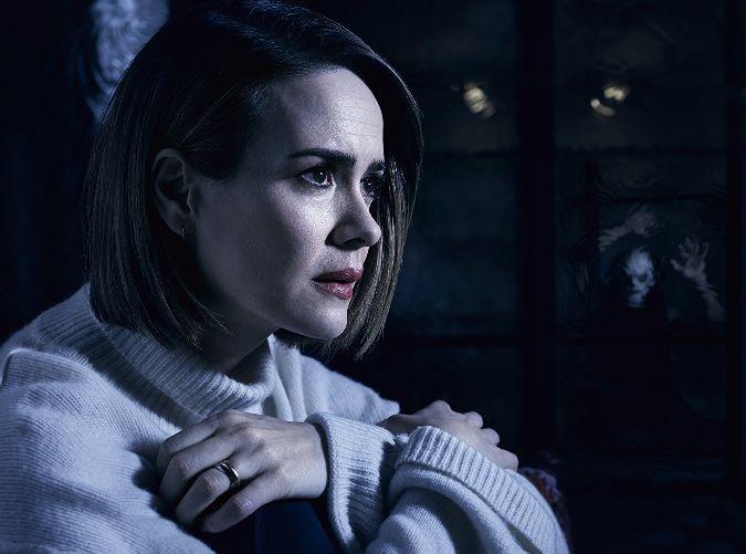 Sarah Paulson será una diabólica enfermera en nueva serie de Netflix
