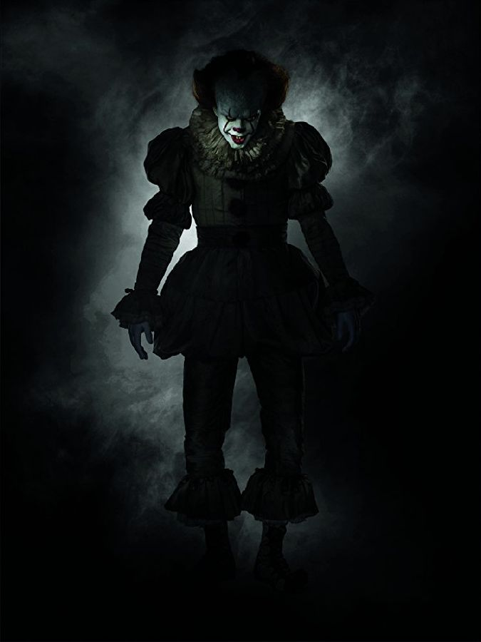 it pennywise poster