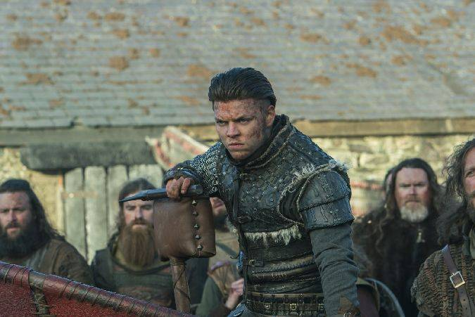 vikings temporada 6 ivar