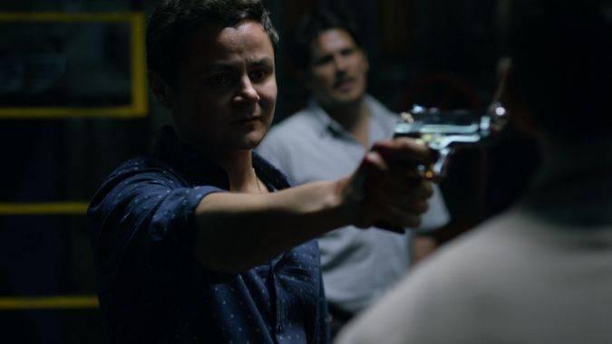 narcos temporada 3 david rodriguez jorge salcedo