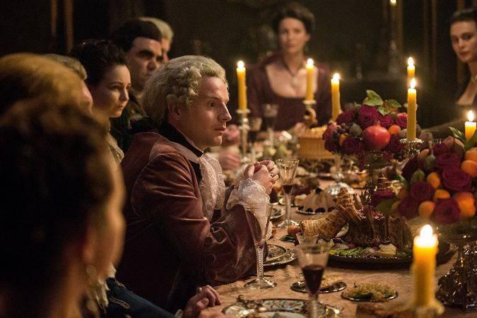 outlander principe charles temporada 2 francia