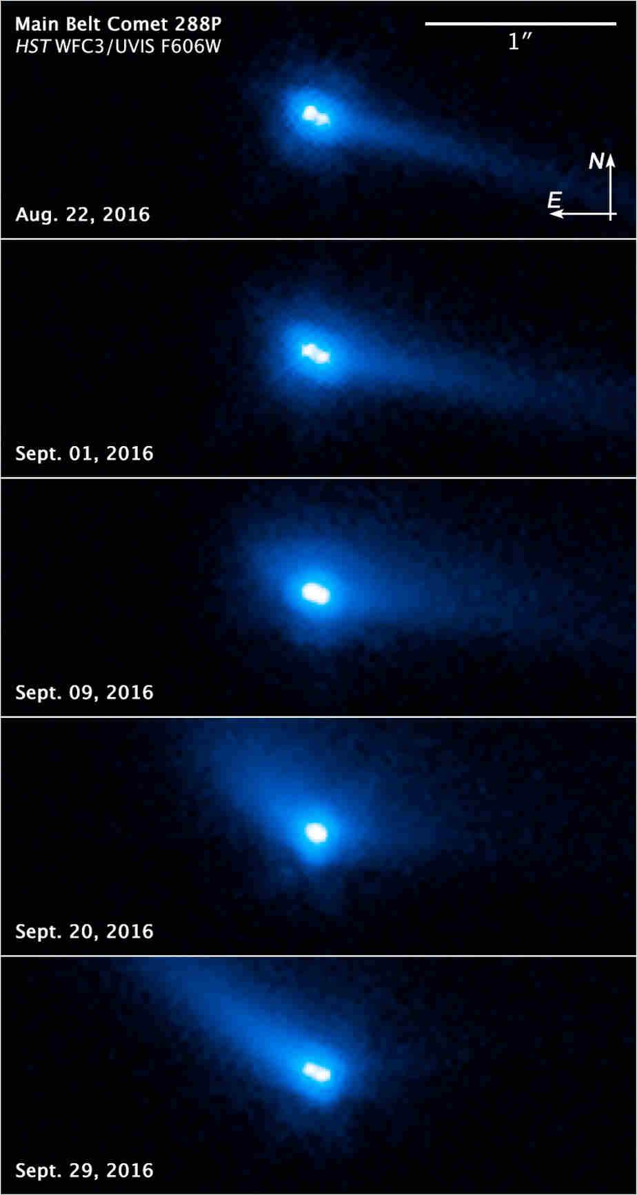 nasa,asteroides