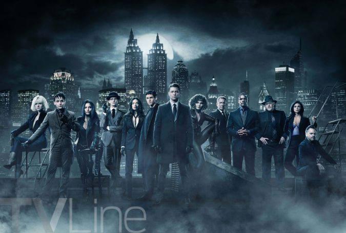 gotham temporada 4 poster