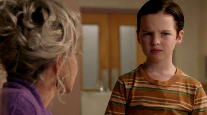 young sheldon 1x02 sheldon cooper abuela