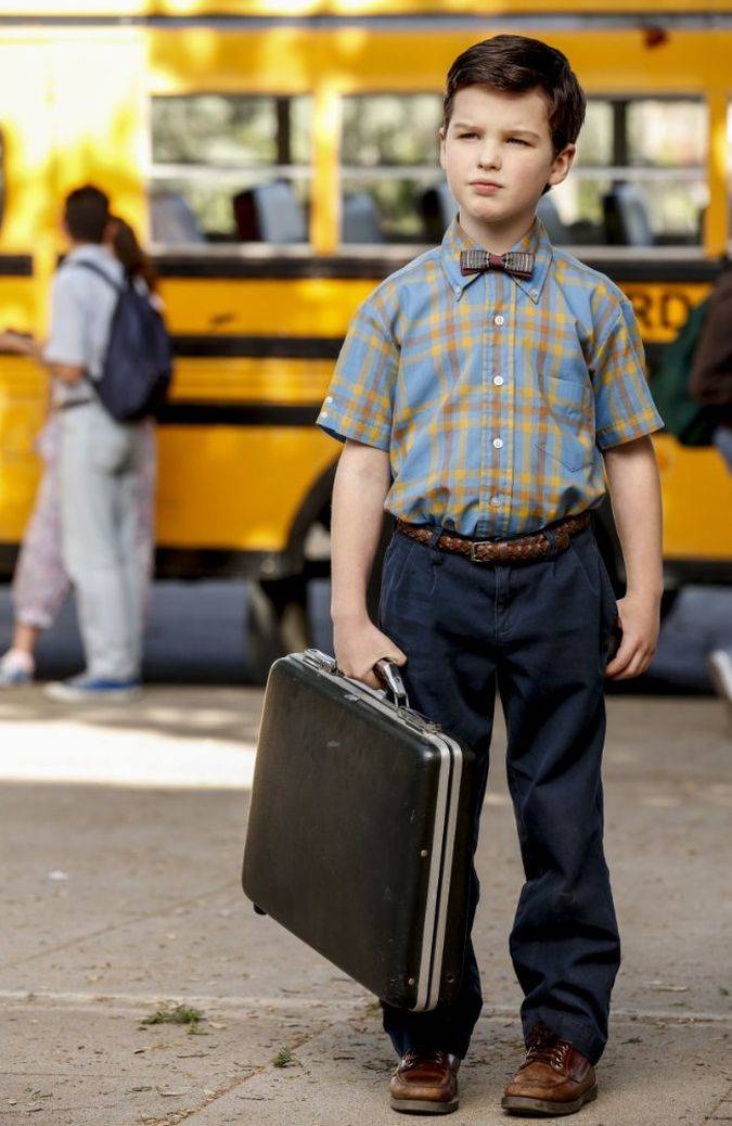 young sheldon 1x01 sheldon cooper colegio