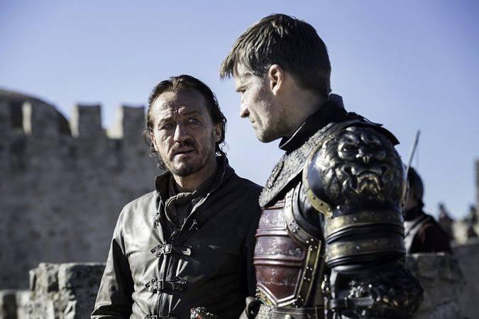 game of thrones temporada 8 jaime lannister bronn