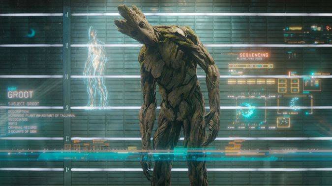guardians of the galaxy groot adulto