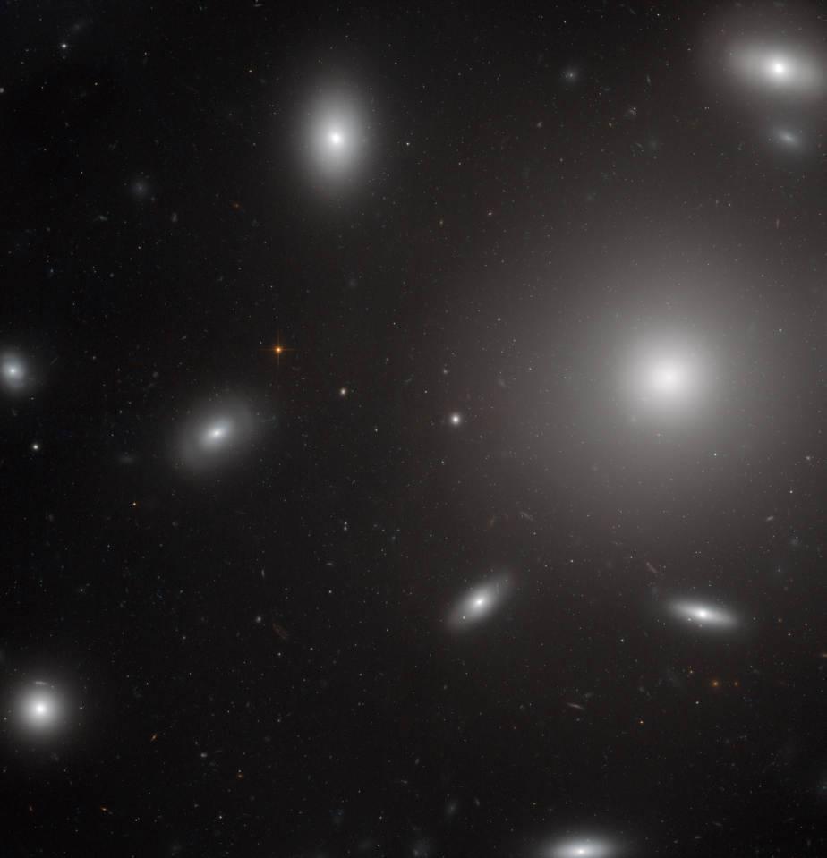 NASA,Galaxias