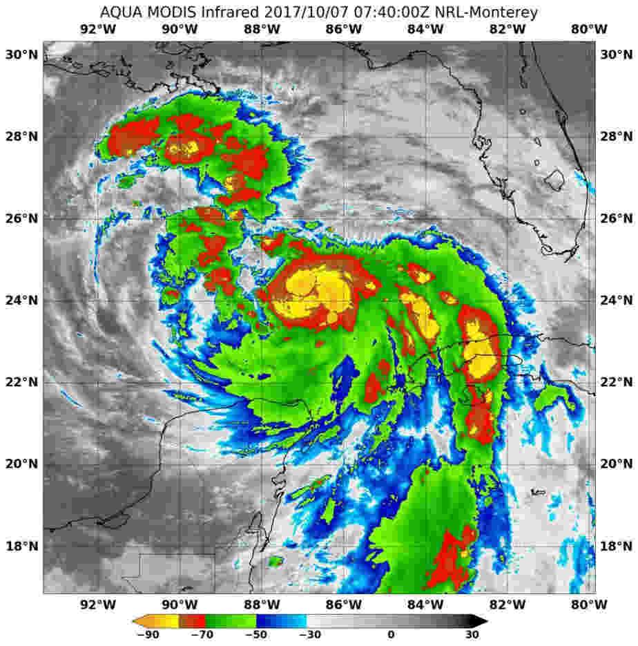nasa,huracan